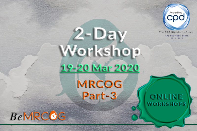 2-Day Clinical Exam Practice Workshop March 2020 logo