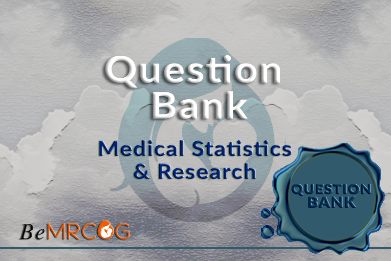 Medical Statistics & Research Question Bank logo