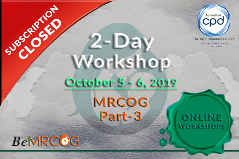2-Day Clinical Exam Practice Workshop October 2019 logo